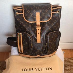 Authentic Louis Vuitton Bosphore backpack